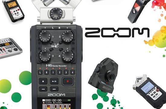 Registratori digitali Zoom: scopri le caratteristiche