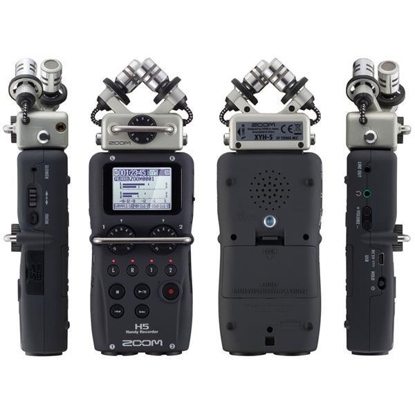 H5 REGISTRATORE DIGITALE PALMARE
