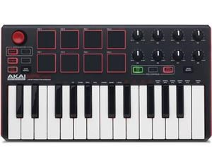 MPK MINI MK2 CONTROLLER MIDI/USB 25TASTI