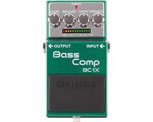BC1X BASS COMPRESSOR