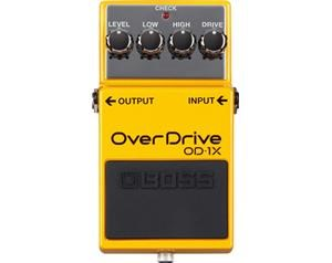 OD-1X PEDAL OVERDRIVE