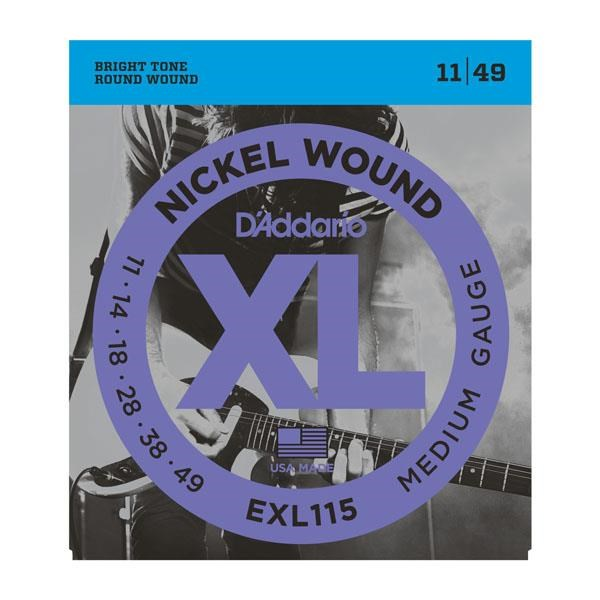 EXL115 BLUES / JAZZ ROCK NICKEL 011/049