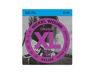 EXL120 SUPER LIGHT NICKEL RW