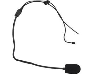 QV10 ELEMENTO MICROFONO CARDIOIDE PER AIRLINE 77 VOCAL HEADSET SYSTEM