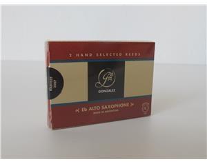 BOX 2 ANCE SAX ALTO REGULAR CUT 3 1/2