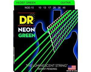 NGE-10 10/46 NEON HI-DEF GREEN CORD SET