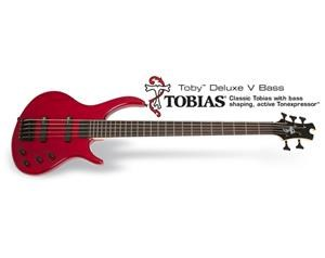 TOBY® V DELUXE LOW TRANS RED