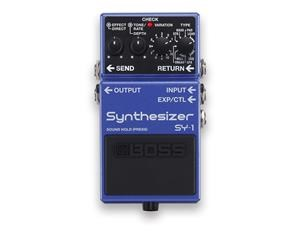 SY-1 SYNTHESIZER PEDAL