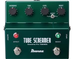 TS808DX TUBE SCREAMER OVERDRIVE BOOSTER +