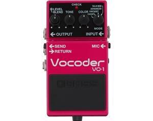 VO-1 VOCODER PEDAL